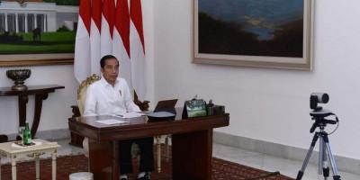 Jauh Lebih Berkelas Jika Jokowi Jelaskan Langsung Soal UU Ciptaker ke Demonstran