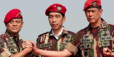 Debat dengan Letjen Doni Munardo, Gatot Nurmantyo: Pak Doni yang Paling Benar