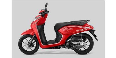 4 Pilihan Warna Baru dari Honda Genio