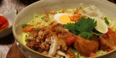 Resep Soto Kuah Santan, Cocok untuk Musim Hujan