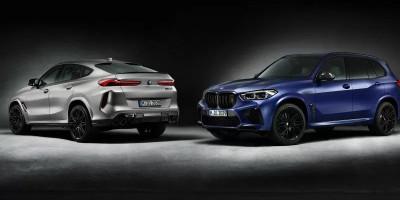 Jangan Kehabisan, BMW X5 M dan X6 M Competition Cuma Diproduksi 250 Unit