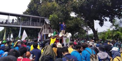 Pangdam Jaya Apresiasi Demonstrasi Mahasiswa yang Berjalan Tertib