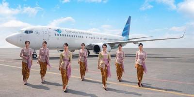 Libur Panjang, Garuda Indonesia Diskon Hingga 40 Persen
