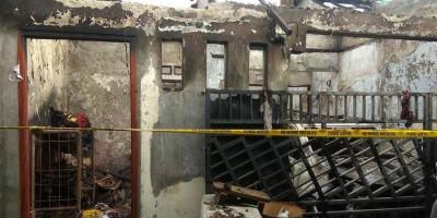Kompleks Perumahan Terbakar di Tangerang, Sekeluarga Tewas