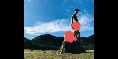 Dua Pria yang Foto Bugil di Gunung Gede Minta Maaf, Warganet Desak Blacklist