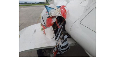 Angkasa Pura Imbau Jangan Main Layang-layang di Sekitar Bandara