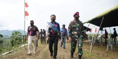 Dankormar Buka Lomba Tembak Panglima TNI Cup 2020