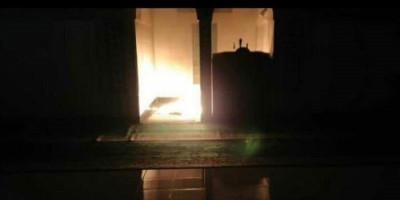Sajadah Masjid di Banten Dibakar, Api Nyaris Berkobar Besar, Kata Polisi Pelakunya Orang Gila