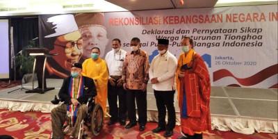 Penyematan Putera Puteri Bangsa Indonesia