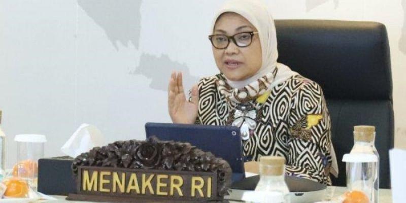 Surat Edaran Menaker Ida Fauziah, Upah Tahun 2021 Tidak Naik