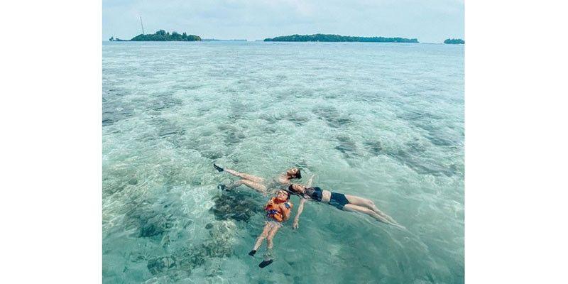 Pulau Macan, Surga Tersembunyi Ala Maldives