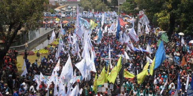 Tiga Lokasi Demonstrasi Hari Ini, Massa Diperkirakan 3.000 Orang