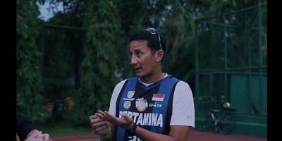 Sandiaga Uno Ungkap Nilai-nilai Fundamental Basket untuk Jadi Pengusaha