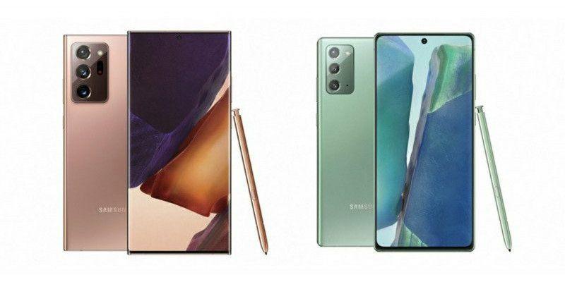 Samsung Galaxy Note 20 Series Sempurnakan Kinerja Pendahulunya