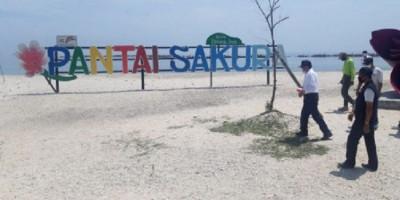 Bikin Pantai Sakura Lebih Menarik, Ini Langkah Pemkab Kepulauan Seribu