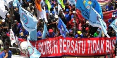 Fix! Ribuan Buruh Gelar Demonstrasi Besok