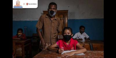 Shopee 11.11 Big Charity Bantu Pendidikan Anak Indonesia Terdampak Covid-19
