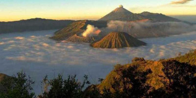 Gunung dan Manusia