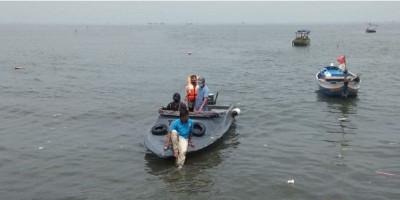 Tiga Nelayan Tenggelam di Perairan Tanjung Pasir, Satu Masih Dicari