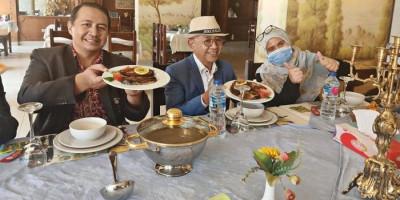 Perkuat Diplomasi Goyang Lidah, Restoran Premium Indonesia Pertama Dibuka di Mesir