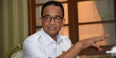PSI Berencana Panggil Anies Baswedan Soal Keramaian di Rumah Rizieq