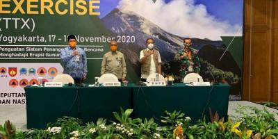 Antisipasi Dampak Skenario Terburuk Erupsi Gunung Merapi