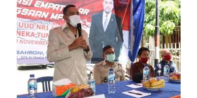 DPR Ingatkan Masyarakat Hati-hati dengan Berbagai Jenis Provokasi