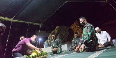 Doa Bersama Prajurit Tidur Dalam