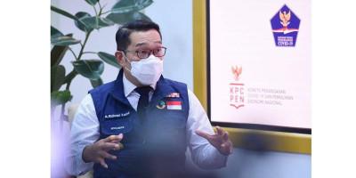 Kang Emil Minta Maaf Atas Kekurangan Penanganan Covid-19 di Jabar