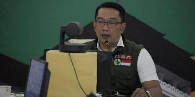 Soal Sanksi Pemberhentian Kepala Daerah, Begini Respons Ridwan Kamil