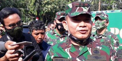 Pangdam Jaya: Jangan Coba-coba dengan TNI, FPI Bubarkan Saja