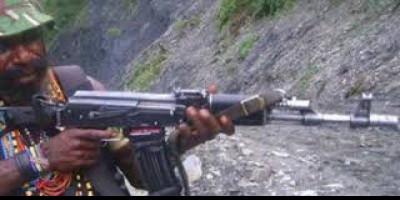 KKB Kembali Berulah, Tembak 2 Warga Papua di Ilaga