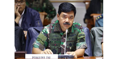 Panglima TNI Ingatkan Bahaya Narasi Negatif di Media Sosial
