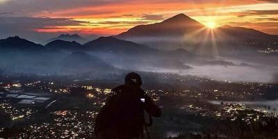 Gunung Batu, Tempat dengan Ketinggian 1.228 Mdpl Pas untuk Menikmati Kota Bandung