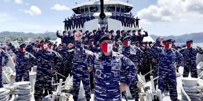 Panglima TNI Mutasi 43 Perwira TNI AL, Ini Daftarnya