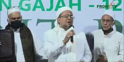 UAS Tanya, Apa Dosa yang Dibuat Habib Rizieq Sampai Dibenci