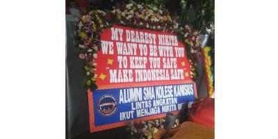 Untuk Nikita Mirzani dari Alumni Kanisius