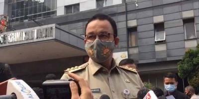 PDIP: Anies Harus Jadi Panglima Penegakan Hukum Protokol Kesehatan