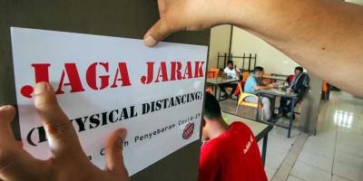 Penambahan Kasus Covid-19 Masih Paling Tinggi dari Jakarta