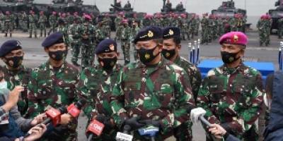 Kasal: Prajurit TNI Harus Mampu Jadi Teladan Bagi Masyarakat