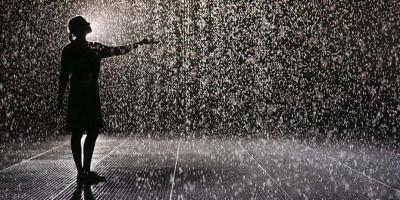 Mengusir Galau Ketika Hujan Turun