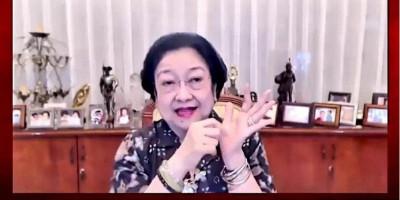 Megawati Ingin Pemuda Bangsa Serap Kegemaran Bung Karno Baca Buku