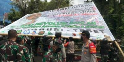 Tegas, Pangdam III Siliwangi Juga Akan Tertibkan Baliho Rizieq
