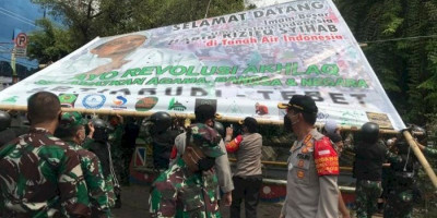Soal Narasi Baliho Rizieq, Polisi Sebut Tak Ada Pelanggaran Pidana