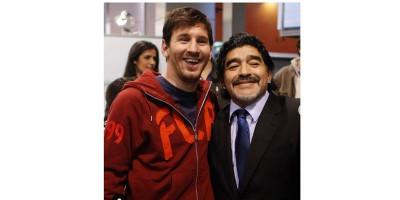 Lionel Messi: Maradona Tetap Abadi