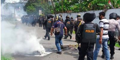 36 Orang Ditangkap dari Demo Papua Merdeka