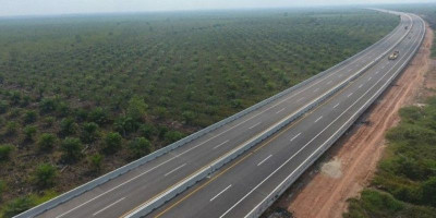 Tol Trans Sumatera 648 Kilometer Siap Layani Libur Akhir Tahun