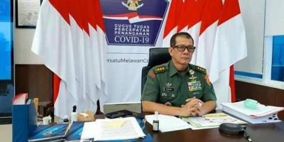 Peringatan Keras Letjen Doni Munardo untuk Habib Rizieq