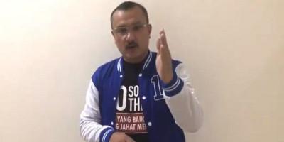 Ferdinand Hutahaean: Persoalan Rizieq Shihab Ini Benar-benar Ruwet