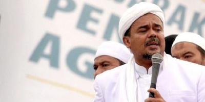 Polisi Pastikan Penanganan Rizieq di Sel Sama dengan Tahanan Lain